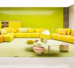 Кофейный столик Walt фабрика Paola Lenti