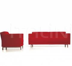 Кресло Norman фабрика Baleri Italia
