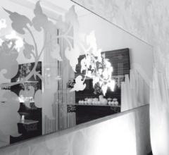 Настенное зеркало Esprit ESP-12 фабрика JC Passion