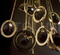 Итальянские шкафы барные - Потолочная лампа Dedra DED-2004o фабрика JC Passion