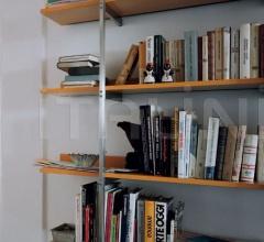 Книжный стеллаж Aliante ALI2 фабрика Cappellini