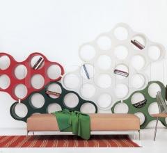 Книжный стеллаж Cloud фабрика Cappellini