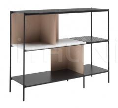 Книжный стеллаж Candy Shelf CYS1 фабрика Cappellini
