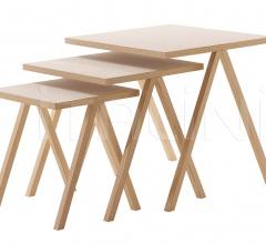 Журнальный столик Hiip Table фабрика Cappellini