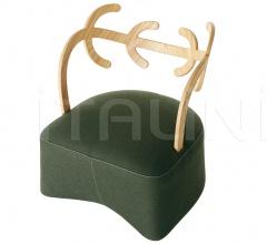 Кресло Antler фабрика Cappellini
