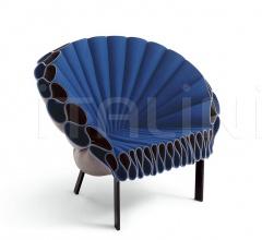 Кресло Peacock фабрика Cappellini
