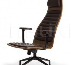 Кресло Lotus Deluxe Attesa фабрика Cappellini
