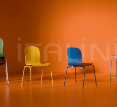 Барный стул Tate Color TC_11 фабрика Cappellini