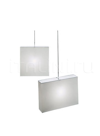 Потолочная лампа Square Fabric Lamp Cappellini