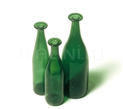 Ваза 3 Green Bottles PO_9225 Cappellini
