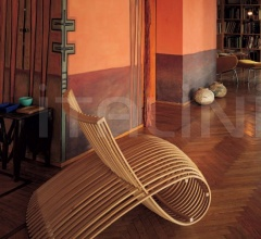 Кресло Wooden Chair фабрика Cappellini