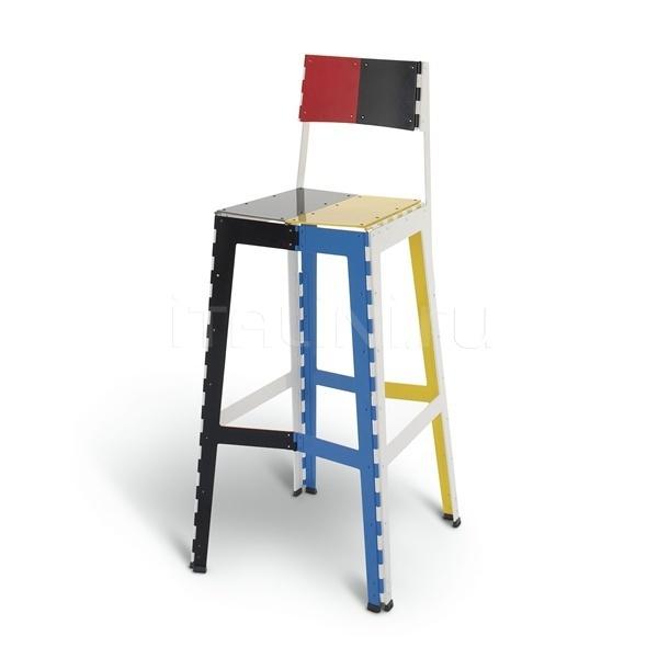 Барный стул Stitch Stool STC2PC Cappellini