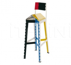 Барный стул Stitch Stool STC2PC фабрика Cappellini