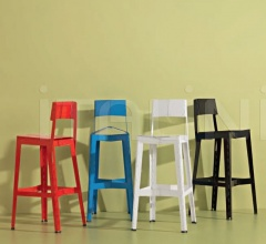 Барный стул Stitch Stool STC2 фабрика Cappellini