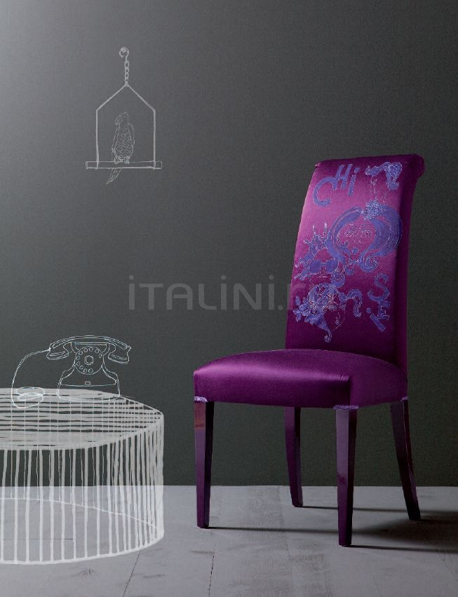 Стул ROMINA CR/3937 Creazioni