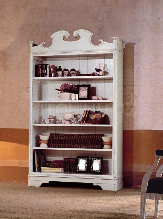 Книжный стеллаж Tauri 1481 L0102 Tonin Casa
