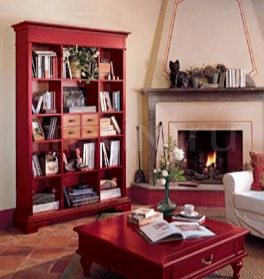 Книжный стеллаж Zenit 1483 L0310 Tonin Casa