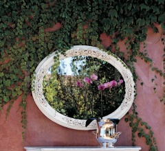 Настенное зеркало 1507 L0160 фабрика Tonin Casa