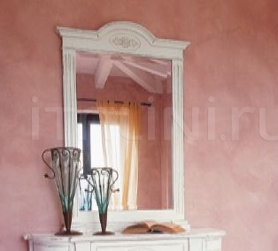 Настенное зеркало 1452 L0110 Tonin Casa