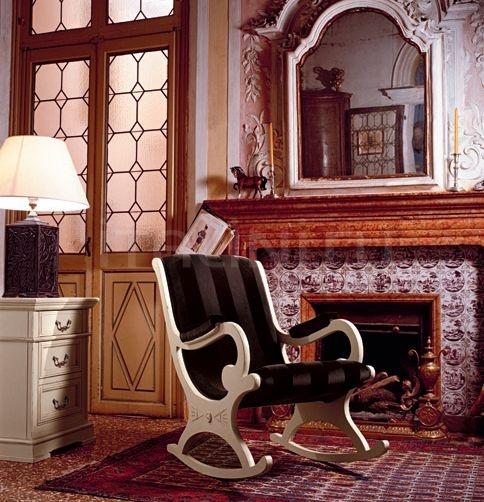 Кресло-качалка 4376 L3010 TQ05 Tonin Casa