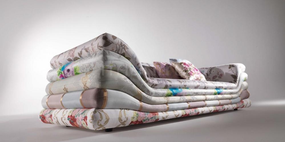 Трехместный диван Kissen KIS-73 JC Passion
