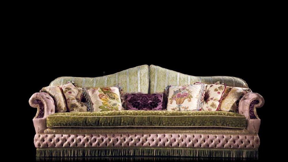 Трехместный диван CRYS-43 Jumbo Collection
