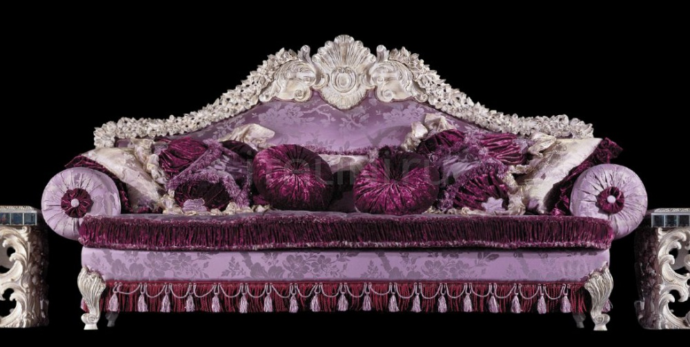 Трехместный диван Manet night MAN-93 Jumbo Collection