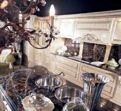 Итальянские кухни с островом - Кухня Creta JK 106 фабрика Jumbo Collection