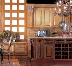Итальянские кухни с островом - Кухня Creta JK 203 фабрика Jumbo Collection