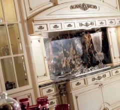 Итальянские кухни с островом - Кухня Prestige JK 215 фабрика Jumbo Collection