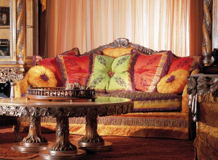 Трехместный диван RITZ-43b Jumbo Collection