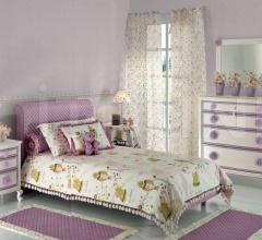 Итальянские кровати - Кровать 140AV фабрика Halley