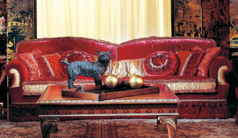 Трехместный диван PLA-43b Jumbo Collection