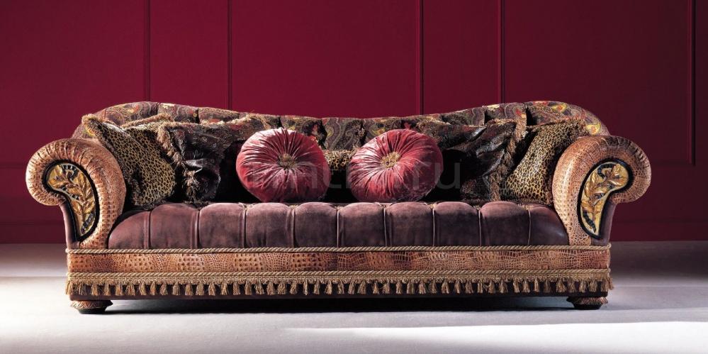 Трехместный диван ZEN-43b Jumbo Collection