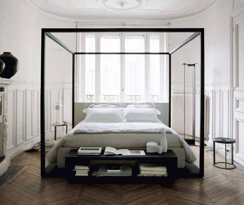 Кровать ALCOVA B&B Italia