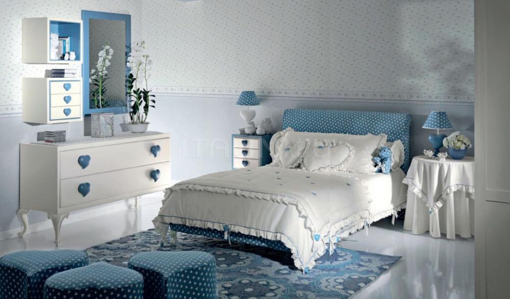 Кровать 141GS Halley