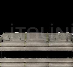 Итальянские диваны - Диван STOCCOLMA фабрика Baxter