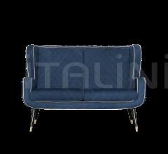 Итальянские диваны - Диван DOLLY фабрика Baxter