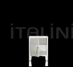 Итальянские тумбочки прикроватные - Тумбочка INDUSTRIELLE фабрика Baxter