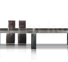 Итальянские столы обеденные - Стол обеденный MORFEO фабрика Baxter