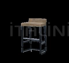 Итальянские барные стулья - Барный стул OSLO фабрика Baxter