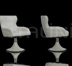 Итальянские кабинет - Кресло PALOMA GIREVOLE REVOLVING фабрика Baxter