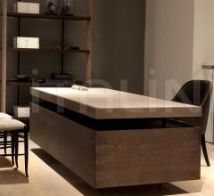 Итальянские кабинет - Письменный стол BOURGEOIS фабрика Baxter