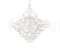 Итальянские подвесные светильники - Подвесной светильник Q2 фабрика Baxter