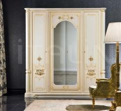 Итальянские шкафы гардеробные - Шкаф Niobe 760/S4 фабрика Silik