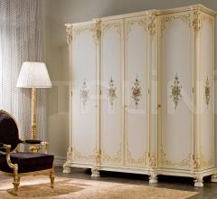 Итальянские шкафы гардеробные - Шкаф Olimpia 790/D4 фабрика Silik