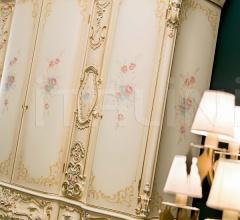 Итальянские шкафы гардеробные - Шкаф Olimpia 790 фабрика Silik