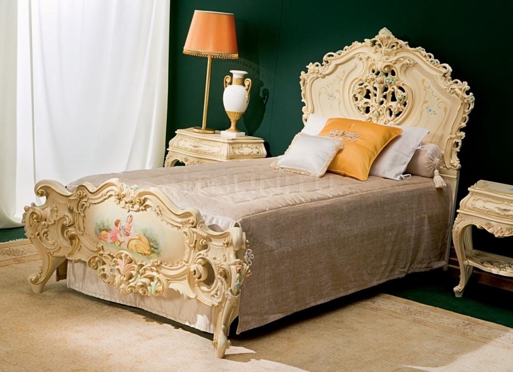Кровать Selene 781 Silik