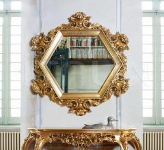 Итальянские настенные зеркала - Настенное зеркало 1122 фабрика Silik