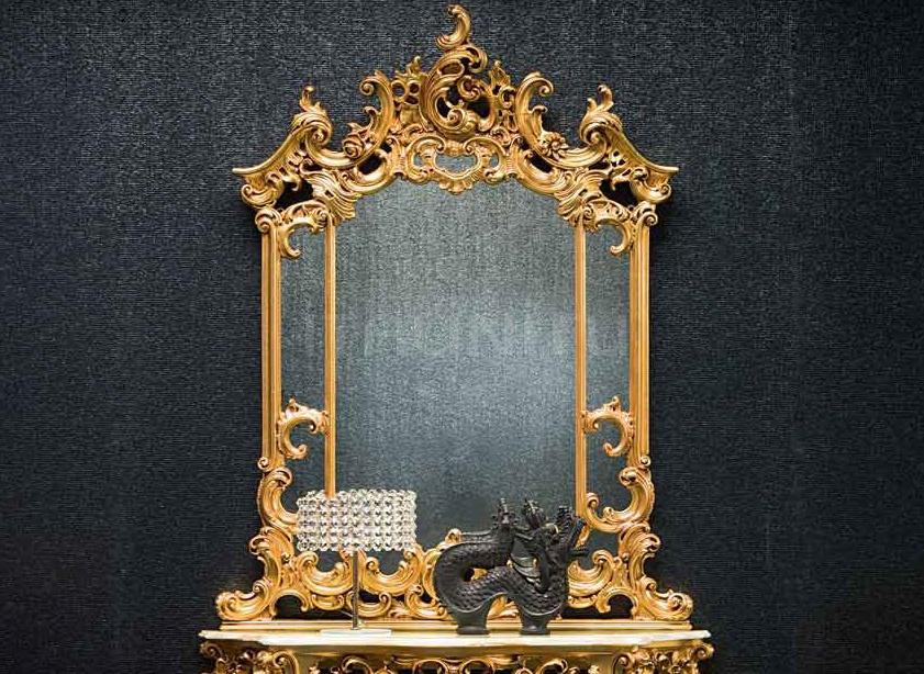 Настенное зеркало 112 Silik